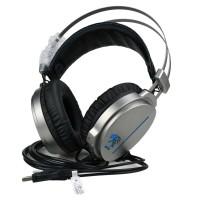 Goldtech X09 Profesyonel Mikrofonlu Usb Işıklı Game Kulaklık