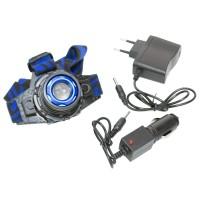 Guassi 540 Alüminyum 500 Lümen Kafa Feneri Zoom LED Sellektör