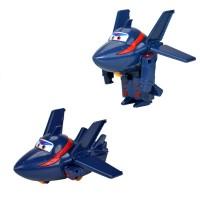 Harika Kanatlar Oyuncak Ajan Chase Flip Süper Wings Figür 12 Cm