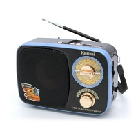 Kemai MD-308BT Bluetooth Retro Radyo 17 Cm