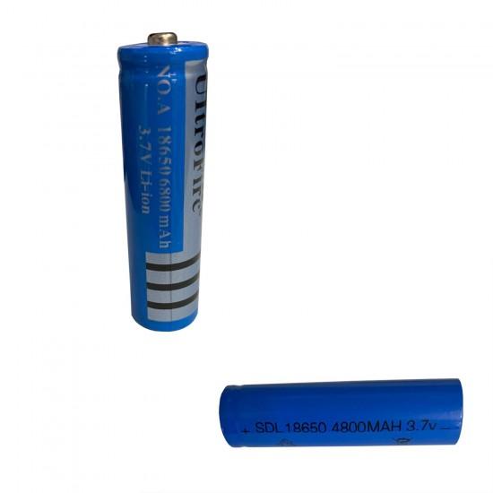 Hobimtek 18650 Li-Ion 4800 mAh ve 6800 mAh Kapasiteli 3.7 V Pil