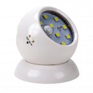 HT-115 Sensörlü COB LED 180 Lümen İndüksiyon Lamba