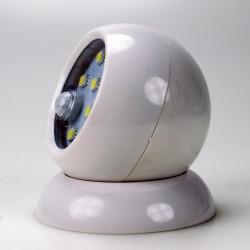Hobimtek 360 Derece Sensörlü İndüksiyon Lamba