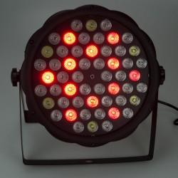 Hobimtek 54 LED Profesyonel Disko Flat Par Işık Sese Duyarlı