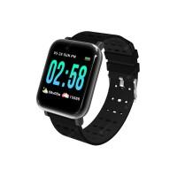 Hobimtek A6 Akıllı Saat Fitness Kan Basıncı Su Geçirmez