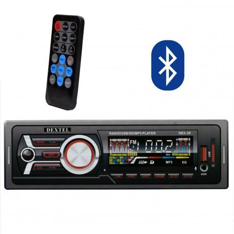 Hobimtek Dex-28 Oto Teyp Bluetooth FM USB Aux MP3 LED Ekran