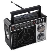 Hobimtek HD-1030 Radyo Müzik Kutusu USB LED Lambalı 18 Cm