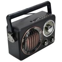 Hobimtek HD-1173BT Bataryalı Bluetooth Radyo Müzik Kutusu 23 Cm