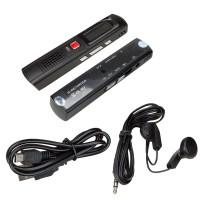 Hobimtek HT-106 Pro Dijital Ses Kayıt Cihazı 8 GB Hafıza