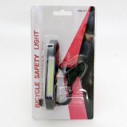 Hobimtek MKL-011 Bisiklet Farı Beyaz, Kırmızı ve Flaşör