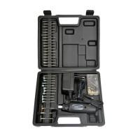 Hobimtek Mini Matkap ve Gravür Hobi Seti 12V 62 Parça