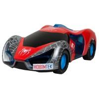 Hobimtek Oyuncak Çılgın Spiderman Arabası Örümcek Adam 3
