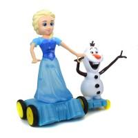 Hobimtek Oyuncak Dans Eden Frozen Elsa Bebek