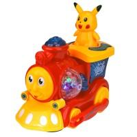 Hobimtek Oyuncak Pokemon GO Pikachu Tren
