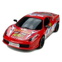 Hobimtek Oyuncak Yarış Arabası 1:16 Süper Car Sürtmeli