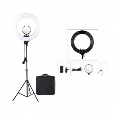 Hobimtek R-48B Ring Light 480 LED Sürekli Işık 2m Stand 5500K