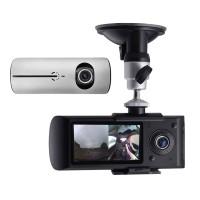 Hobimtek R300 Çift Yönlü Araç İçi Kamera GPS Kayıt
