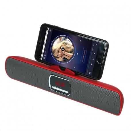 Hobimtek S605 Portatif Bluetooth Hoparlör Mikrofonlu Radyo