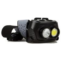Hobimtek SH-A09D Çiftli Kafa Feneri