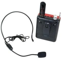 Hobimtek YT-224 Mikrofonlu Taşınabilir Hoparlör Bluetoothlu Radyolu Şarjlı