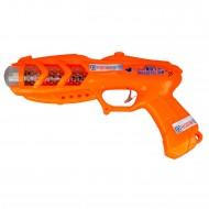 Hobtoys Disko Işıklı Oyuncak Tabanca Silah Sesli 29 Cm