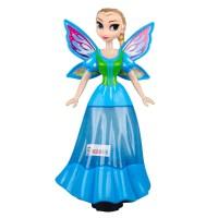 Hobtoys Frozen Bebek Kız Oyuncak Sesli Hareketli 30 Cm