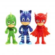 Pijamaskeliler Kutulu 3 Lü Figür Catboy Owlette Gekko