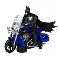 Hobtoys Motosikletli Batman Oyuncak Işıklı Sesli Hareketli