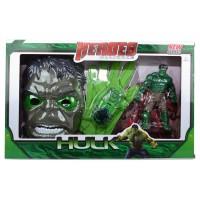 Hulk Maske Seti Kahramanlar İttifakı