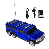 Hummer SUV YPS-H6 Portable Digital Bluetooth Hoparlör