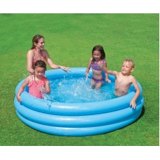 Intex Üç Halkalı Mavi Büyük Boy Havuz 147 X 33 Cm