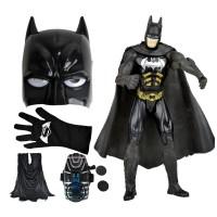 Kahramanlar İttifakı Pelerinli Maskeli Batman Oyuncak Seti