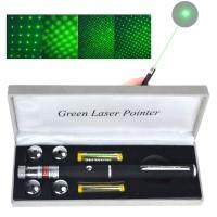 Kalem Görünümlü Yeşil Laser Pointer 15 Km Etkili