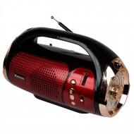 Kemai MD-169BT El Fenerli Vintage Radyo Bluetooth Bataryalı