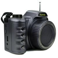 Kemai Md-v5 Dslr Görünümlü Retro Radyo Bluetootlu Bataryalı