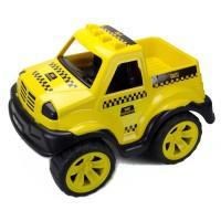 Kingtoys E45 Oyuncak Taksi Arazi, SUV, Pick-up Aracı Büyük Boy