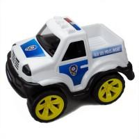 Kingtoys E46 Oyuncak Polis Arazi, SUV, Pick-up Aracı Büyük Boy