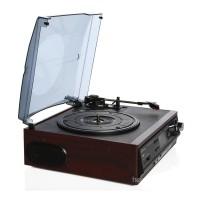 La Musica Nostaljik Pikap Radyo Kaset SD USB MP3 Müzik Çalar
