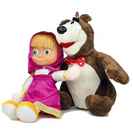Masha Bebek ile Koca Ayı Oyuncak