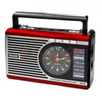 Meier M-U41 Lambalı ve Saatli Radyo