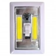Mıknatıslı Cırtlı Pilli Kablosuz Anahtarlı LED Lamba