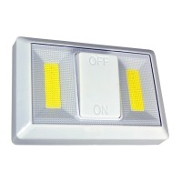Mıknatıslı Pilli Kablosuz Anahtarlı LED Lamba