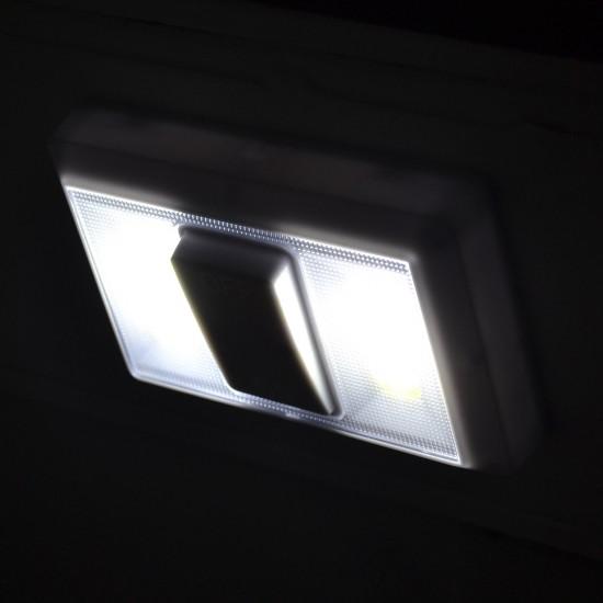 HT-71 Mıknatıslı Pilli Kablosuz Anahtarlı LED Lamba