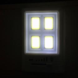 COB OR-821 Mıknatıslı Pilli Kablosuz Güç Ayarlı LED Lamba