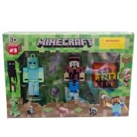 Minecraft Oyuncak Seti
