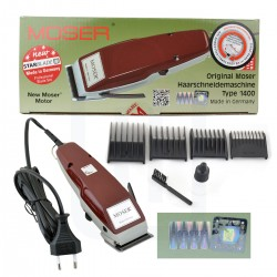 Moser Tıraş Makinesi 1400 Profesyonel Tıraş Saç Kesme
