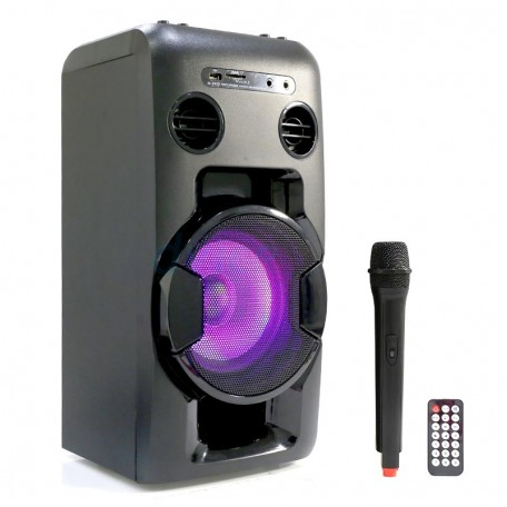 Music D.J. M-999D Bluetooth Şarjlı Karaoke FM Eğlence Paketi