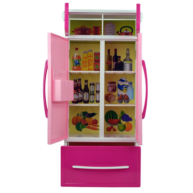 Oyuncak bebekleriniz için buzdolabı nasıl hazırlanır