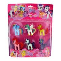 My Little Pony Kız Oyuncak Seti