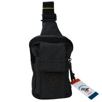 Newish Polo Mini Body Bag Çapraz Çanta Telefonluk Kanvas Kumaş